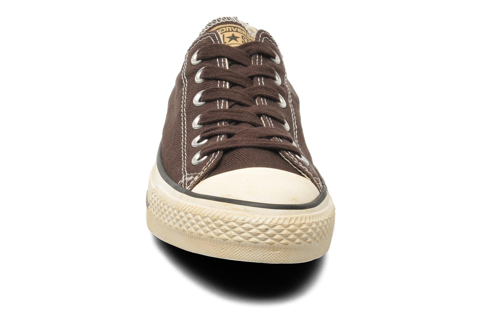 Sneakers Converse Chuck Taylor Vintage Washed Twill Ox M Bruin model