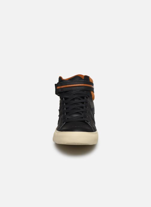 Baskets Converse Pro Blaze Plus Noir vue portées chaussures