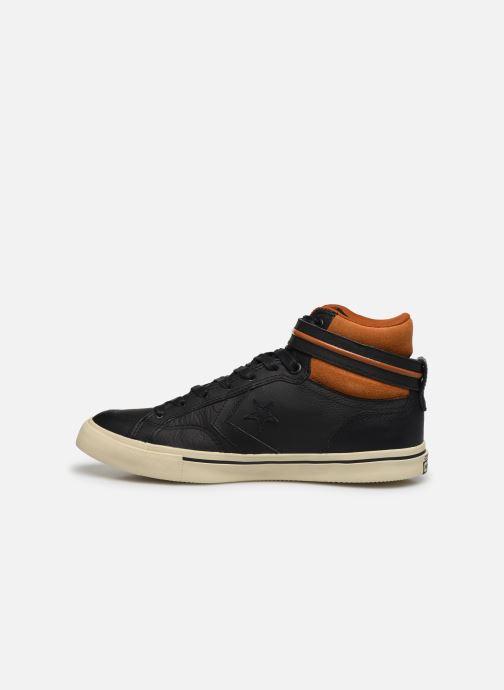 Baskets Converse Pro Blaze Plus Noir vue face