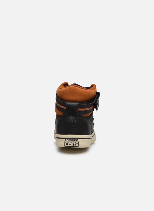 Baskets Converse Pro Blaze Plus Noir vue droite