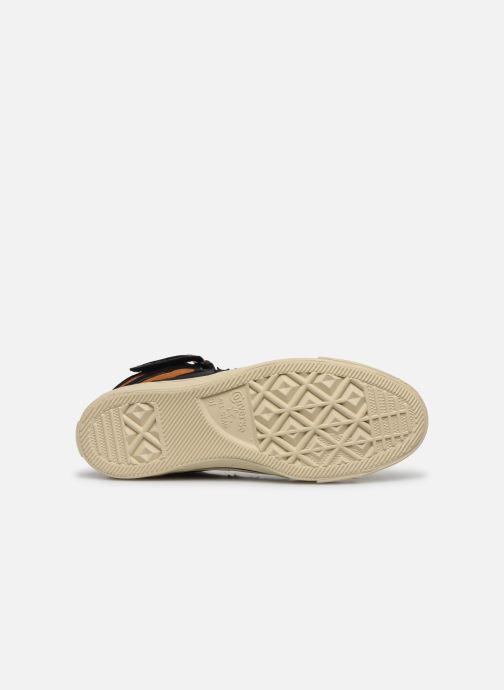 Baskets Converse Pro Blaze Plus Noir vue haut