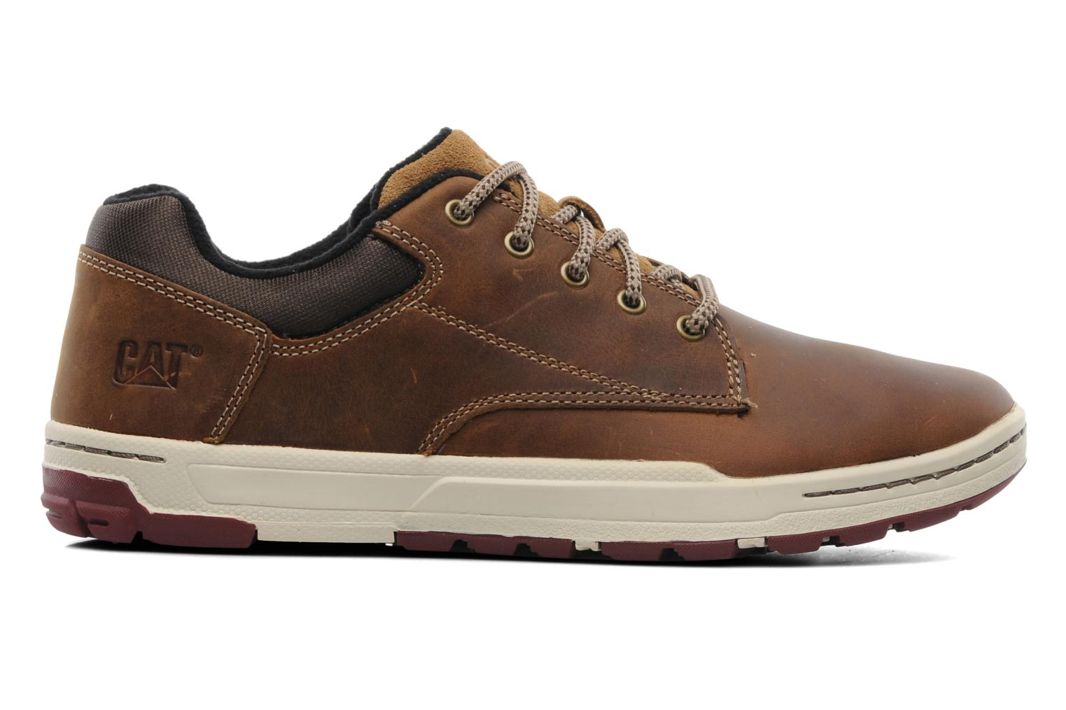 Trainers Caterpillar Colfax Brown back view