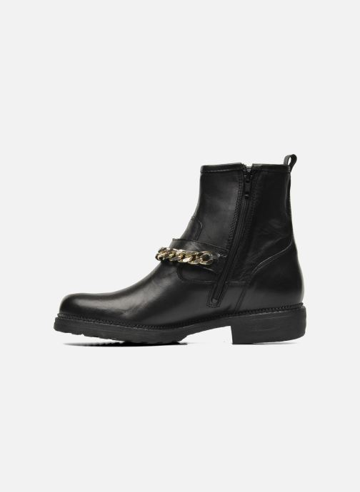 Ankle boots Eden AVRIL Black front view