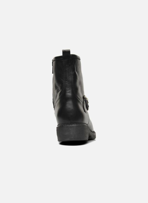 Ankle boots Eden AVRIL Black view from the right