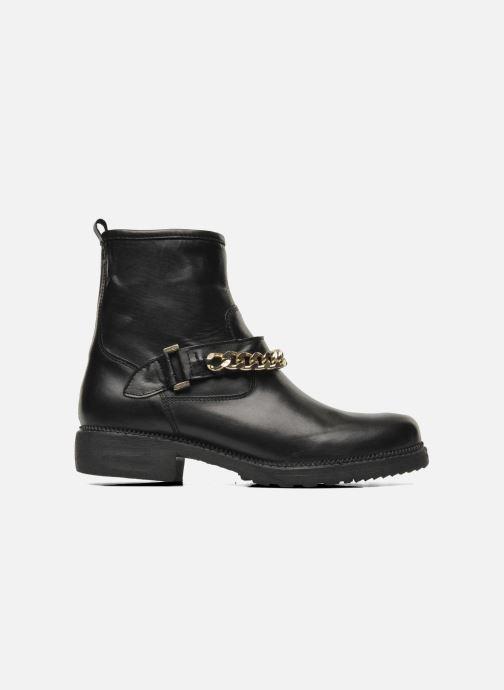 Bottines et boots Eden AVRIL Noir vue derrière