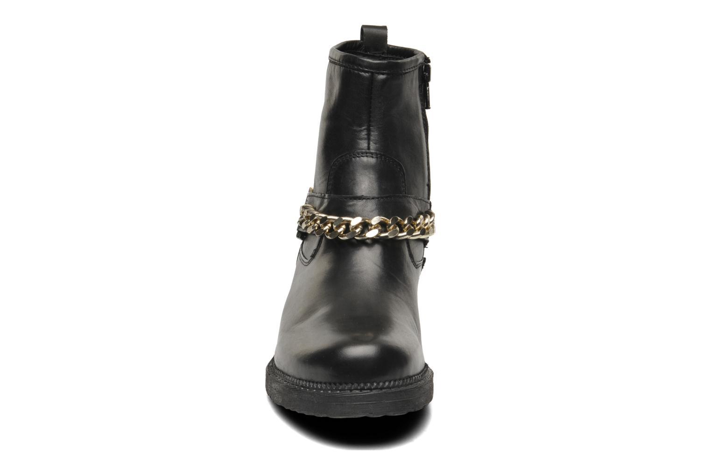 Bottines et boots Eden AVRIL Noir vue portées chaussures