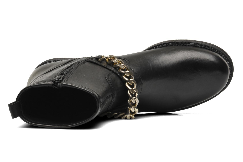 Bottines et boots Eden AVRIL Noir vue gauche