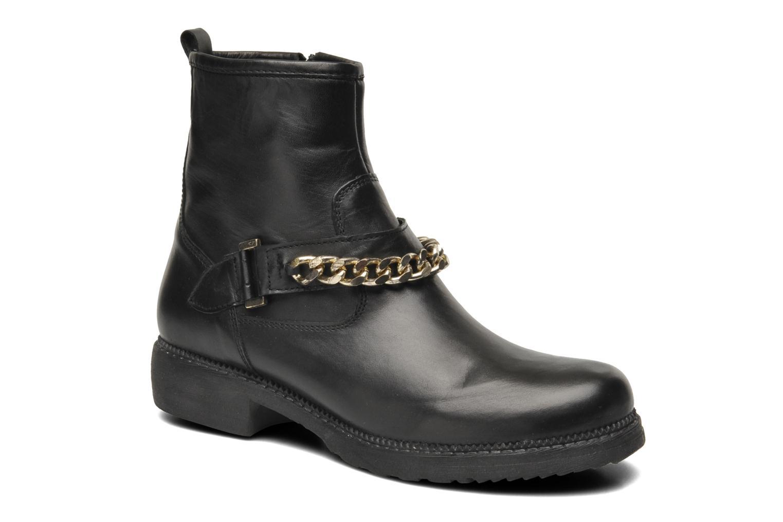 Los zapatos más populares para hombres y (Negro) mujeres  Eden AVRIL (Negro) y - Botines  en Más cómodo 0940fb