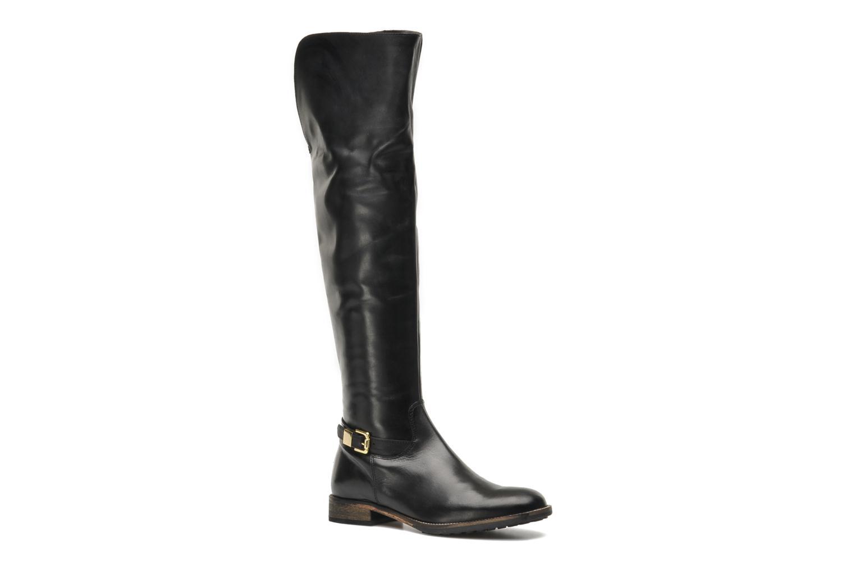 Boots & wellies Eden LOU Black 3/4 view