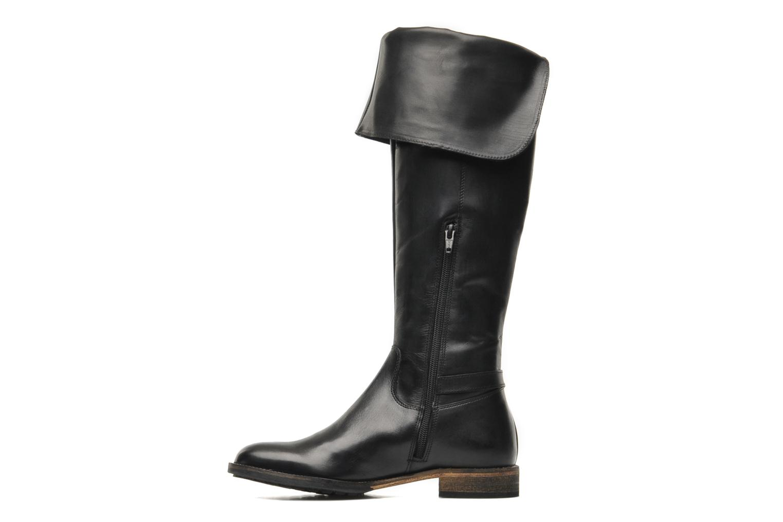 Boots & wellies Eden LOU Black front view