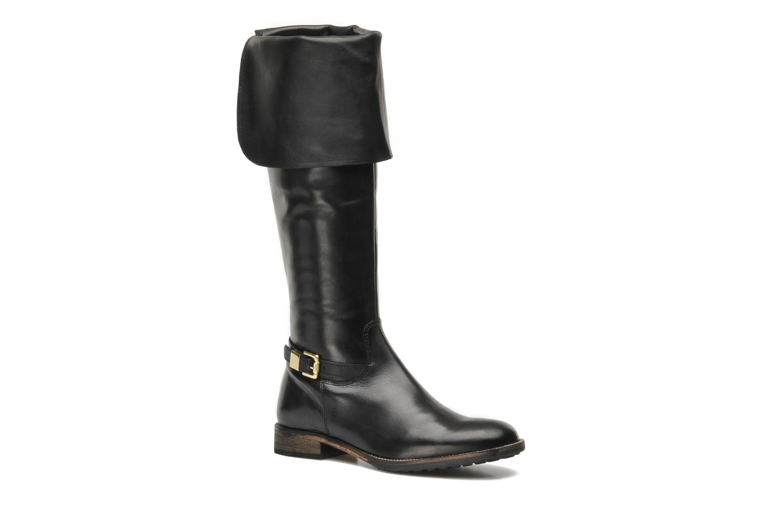 Boots & wellies Eden LOU Black detailed view/ Pair view