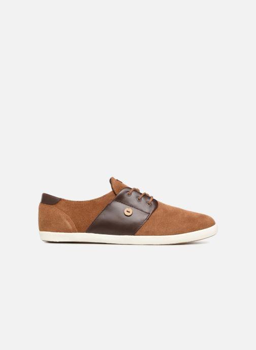 Sneakers Faguo Cypress Suede Marrone immagine posteriore
