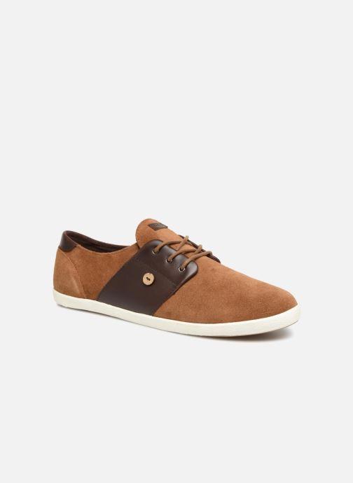 Sneakers Faguo Cypress Suede Marrone vedi dettaglio/paio