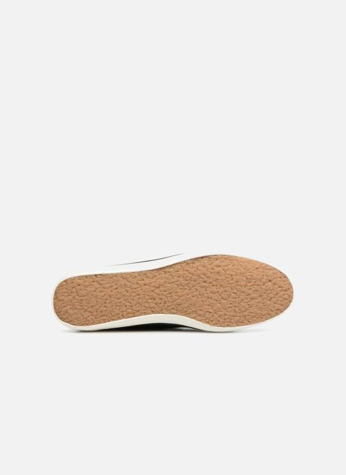Sneaker Faguo Wattle Suede schwarz ansicht von oben