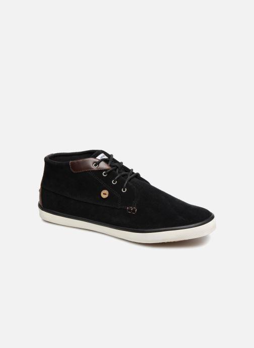 Sneaker Faguo Wattle Suede schwarz detaillierte ansicht/modell