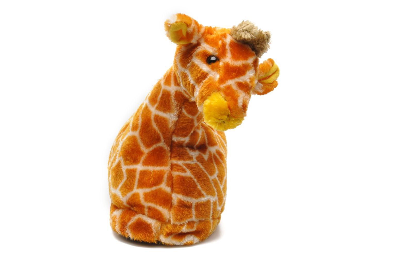 Slippers Sleeperz Giraffes Brown model view