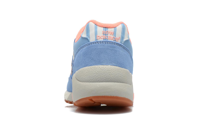 Sneakers New Balance WRT580 Blauw rechts