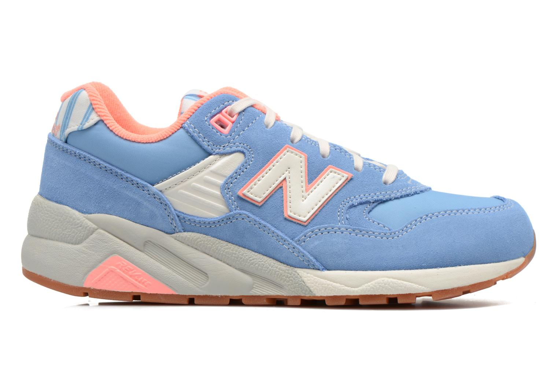 Sneakers New Balance WRT580 Blauw achterkant