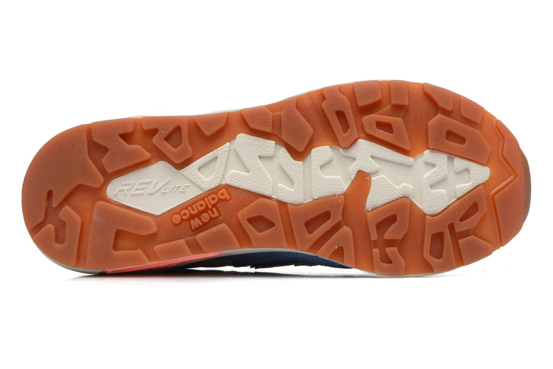 Sneakers New Balance WRT580 Blauw boven
