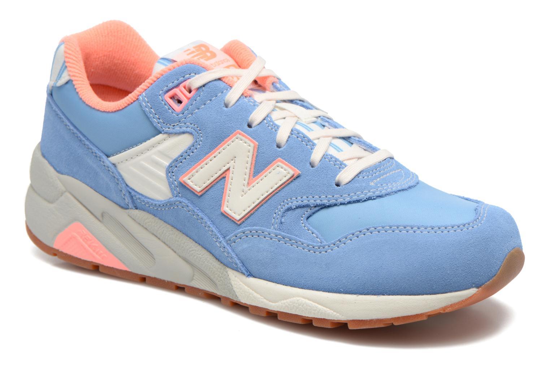 Sneakers New Balance WRT580 Blauw detail