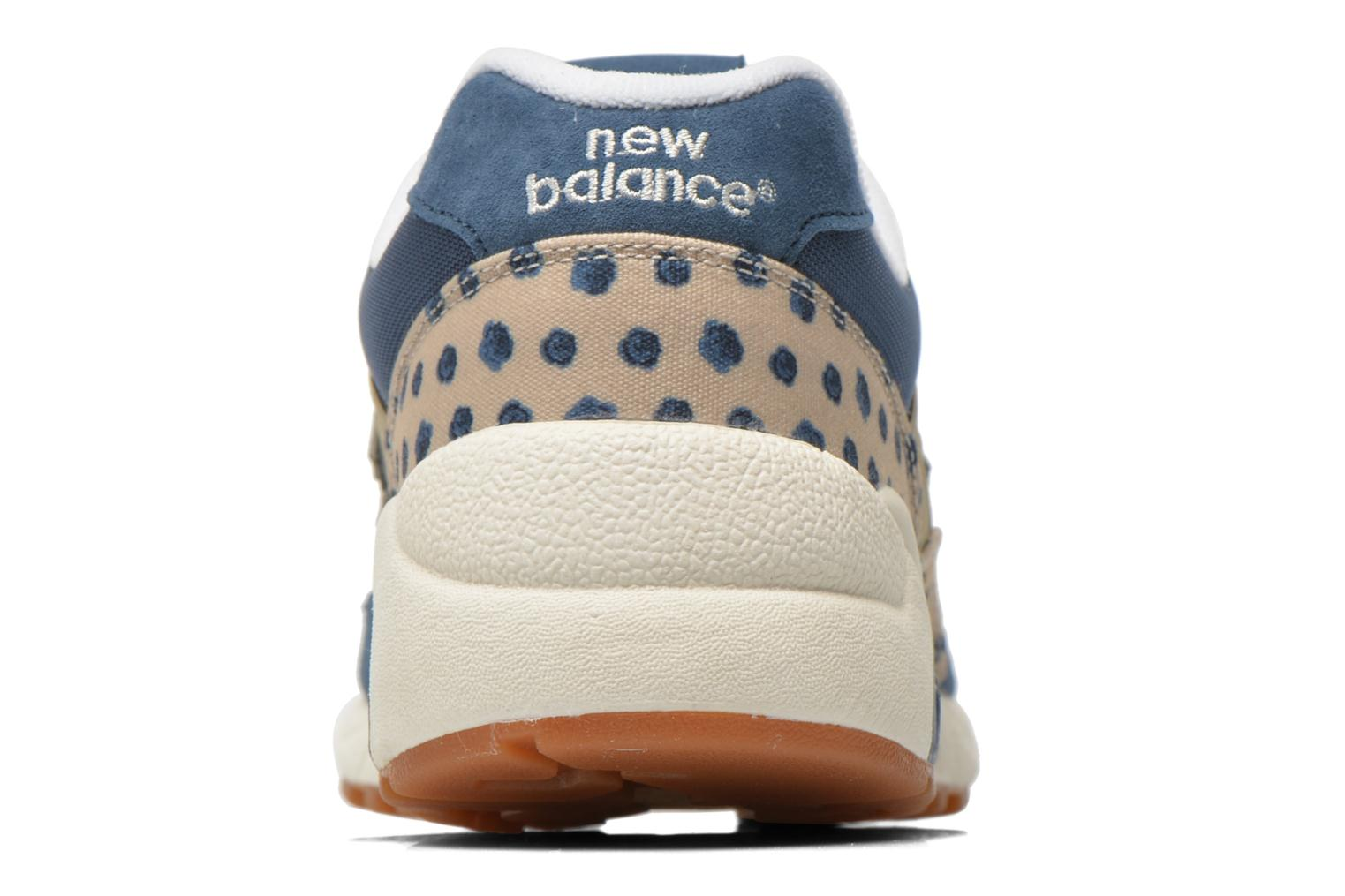 Trainers New Balance WRT580 Blue view from the right