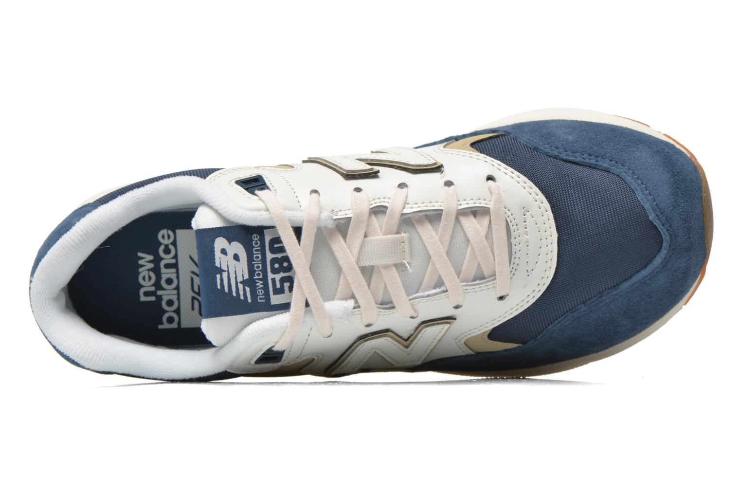 Sneakers New Balance WRT580 Blauw links