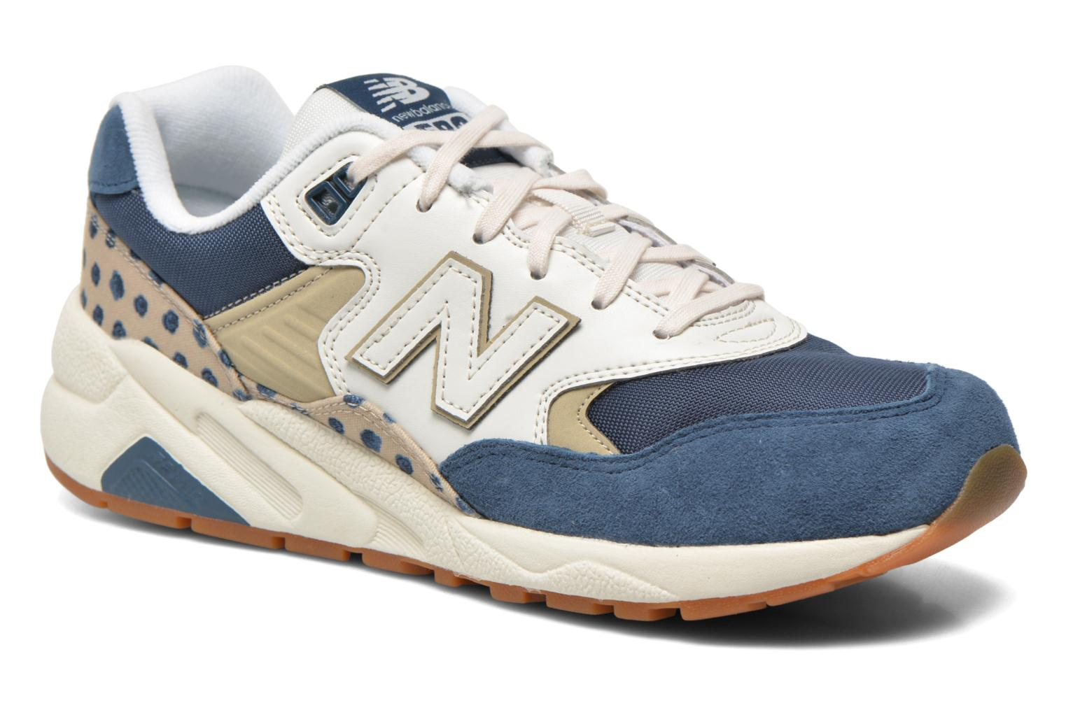 Sneakers New Balance WRT580 Blauw detail