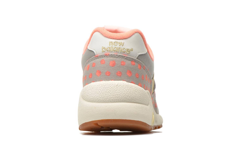 Sneaker New Balance WRT580 beige ansicht von rechts