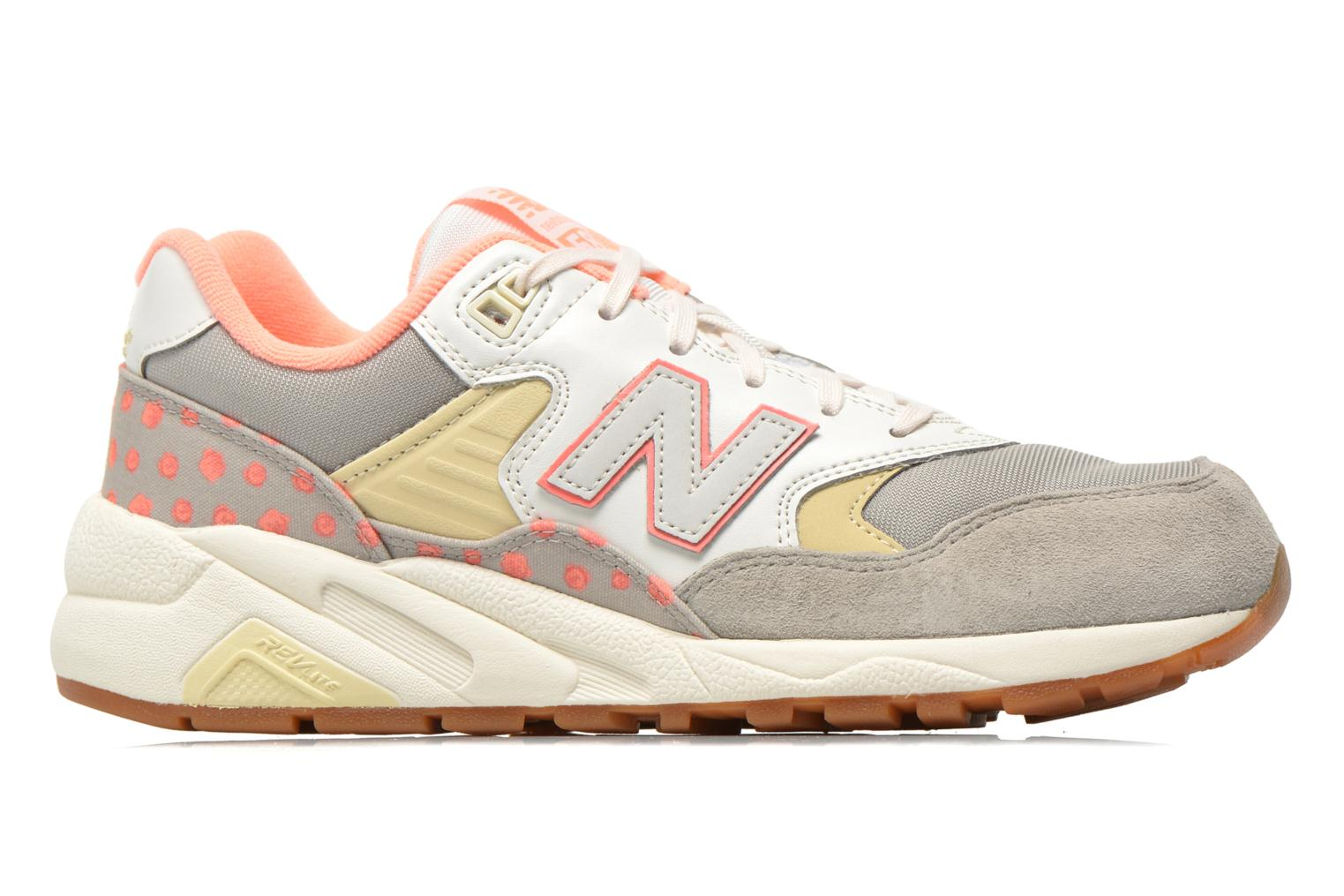 Sneakers New Balance WRT580 Beige se bagfra