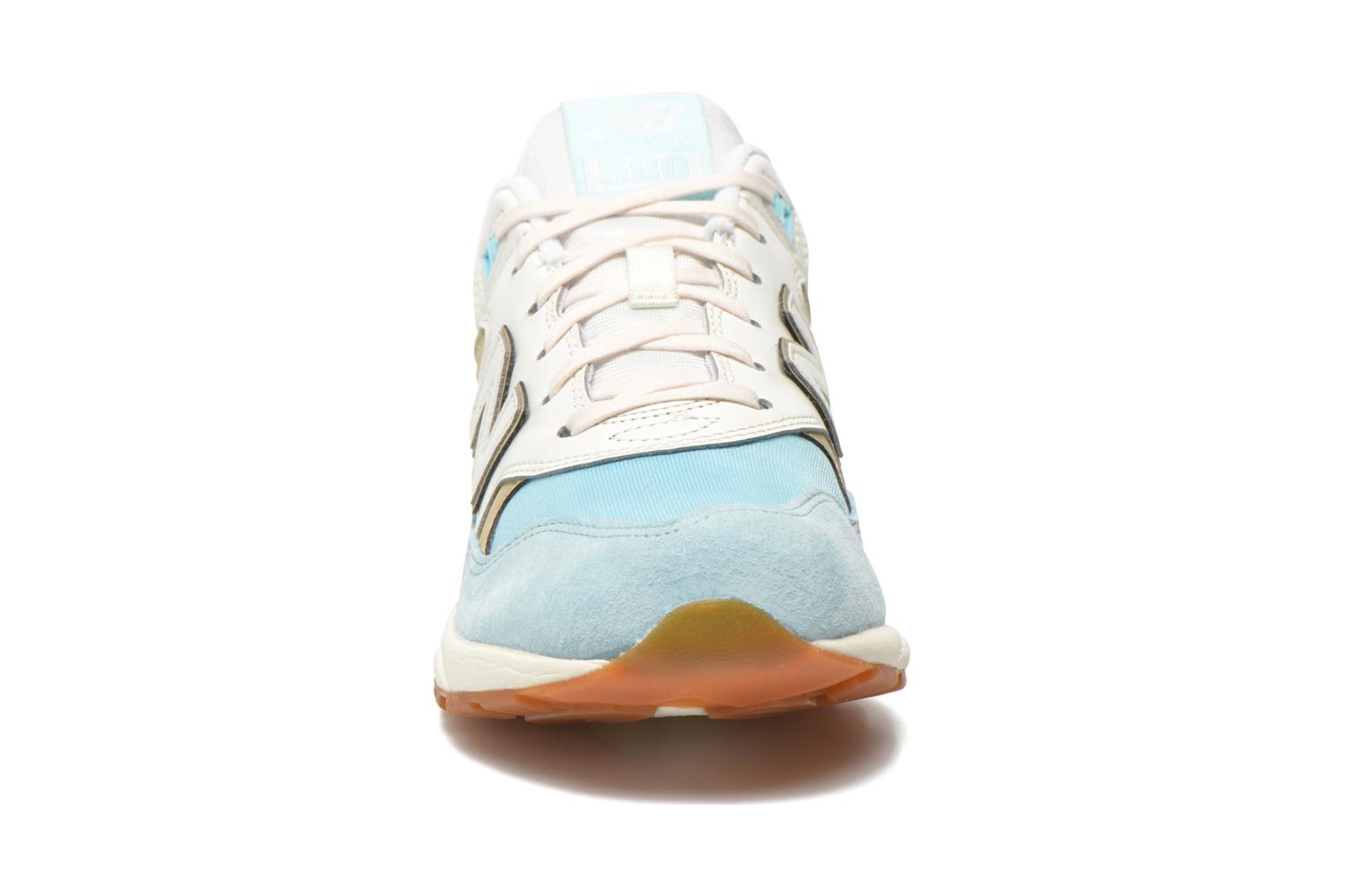 Trainers New Balance WRT580 Blue model view