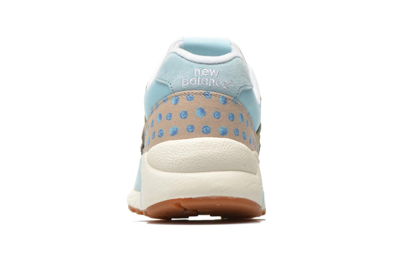 Sneakers New Balance WRT580 Blå Se fra højre