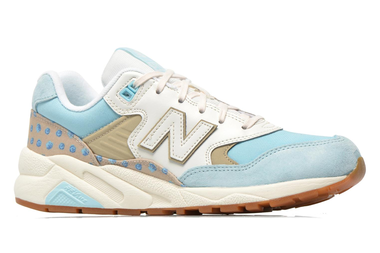 Trainers New Balance WRT580 Blue back view