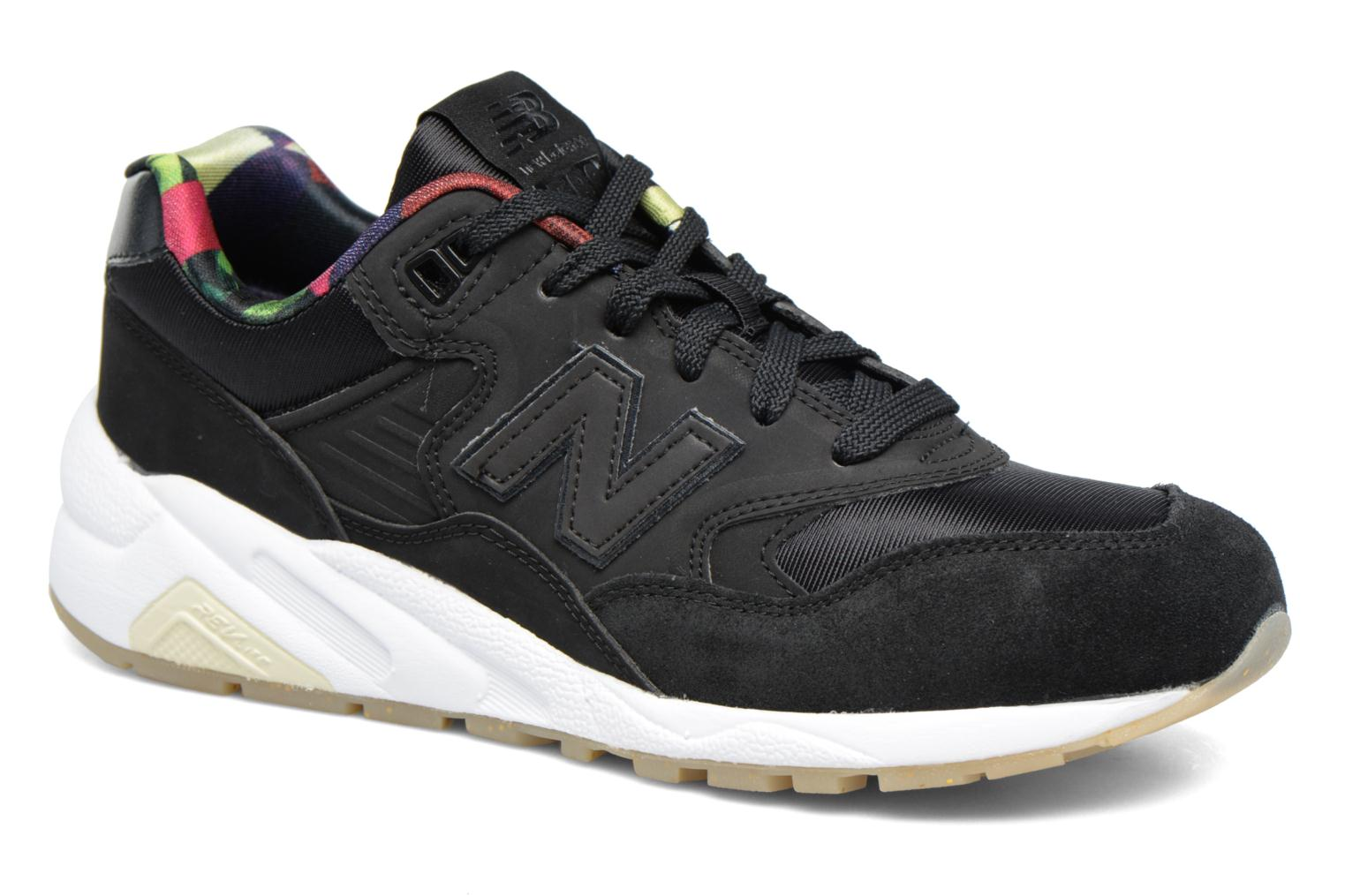 Sneakers New Balance WRT580 Zwart detail