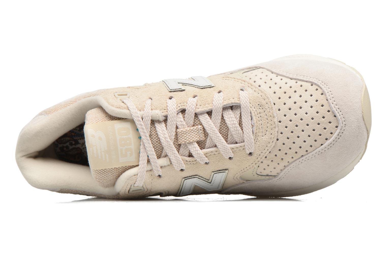Sneakers New Balance WRT580 Vit bild från vänster sidan