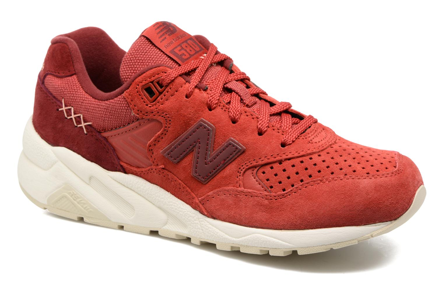 Sneakers New Balance WRT580 Rood detail