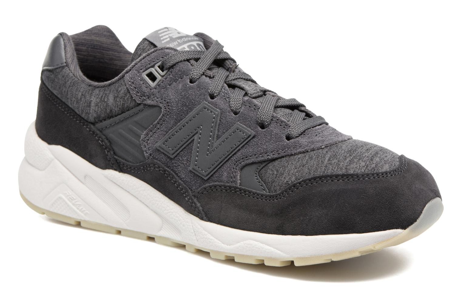 Baskets New Balance WRT580 Gris vue détail/paire