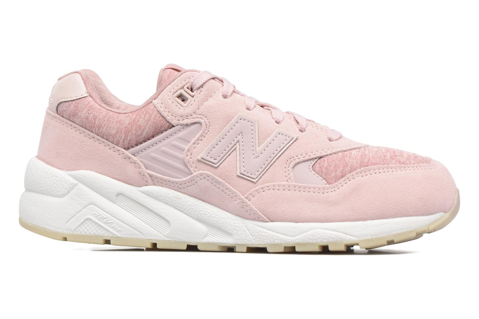 Trainers New Balance WRT580 Pink back view