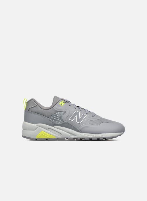 Sneaker New Balance MRT580 grau ansicht von hinten