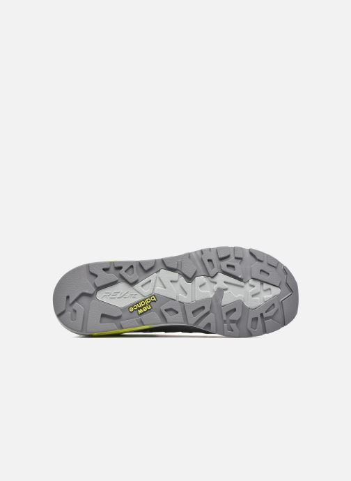 Baskets New Balance MRT580 Gris vue haut