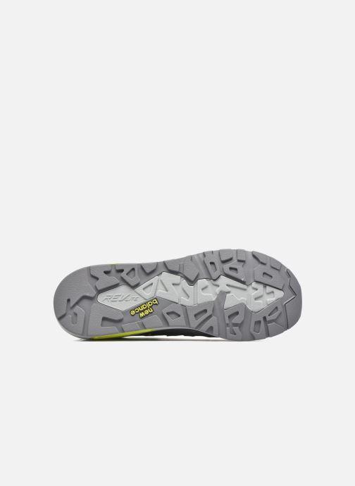 Sneaker New Balance MRT580 grau ansicht von oben