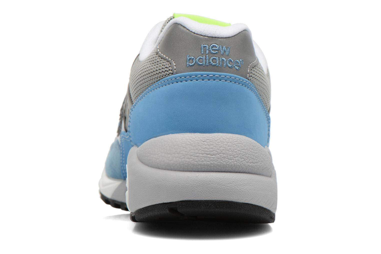 Sneaker New Balance MRT580 blau ansicht von rechts