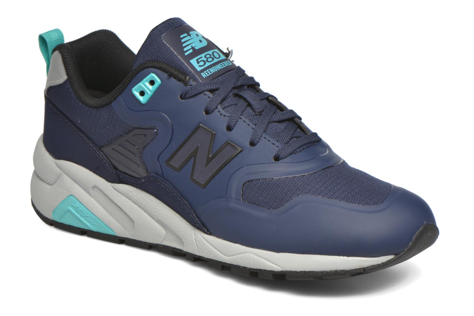Trainers New Balance MRT580 Blue detailed view/ Pair view