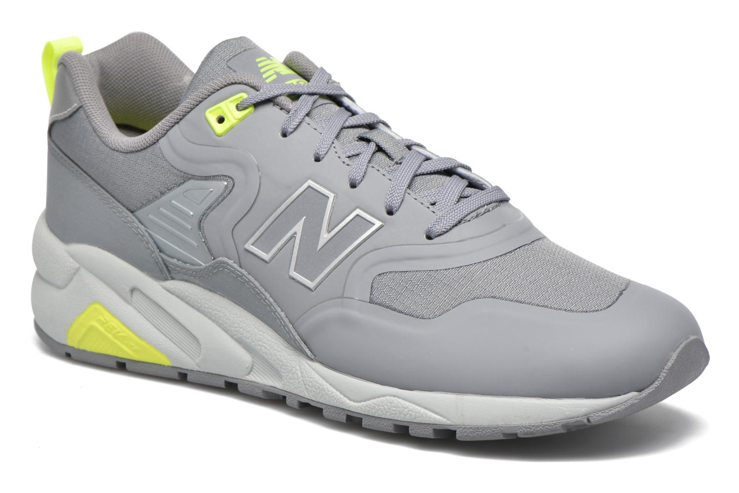 Trainers New Balance MRT580 Grey detailed view/ Pair view