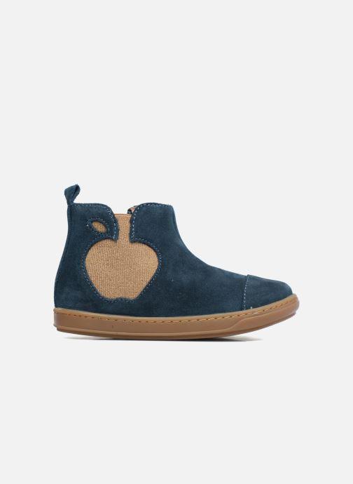 Bottines et boots Shoo Pom Bouba Apple Bleu vue derrière