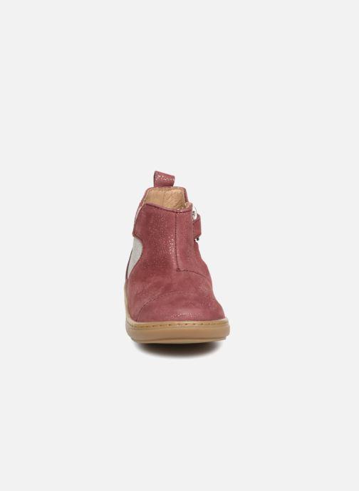 Ankle boots Shoo Pom Bouba Apple Burgundy model view