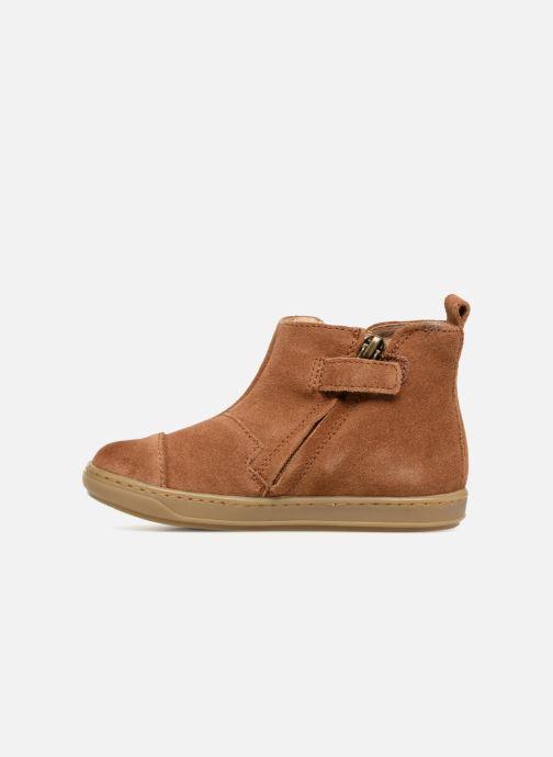 Bottines et boots Shoo Pom Bouba Apple Marron vue face