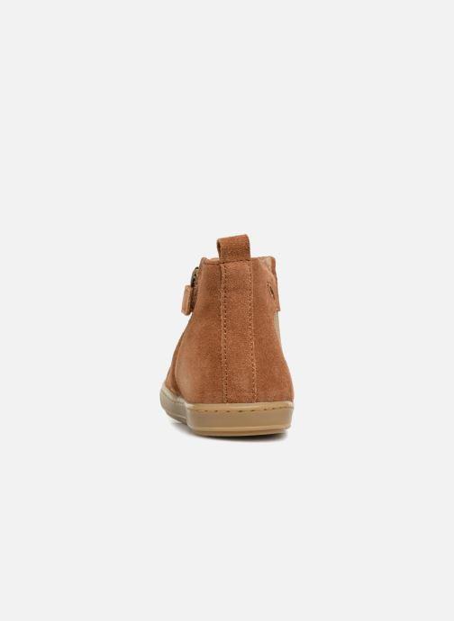Bottines et boots Shoo Pom Bouba Apple Marron vue droite