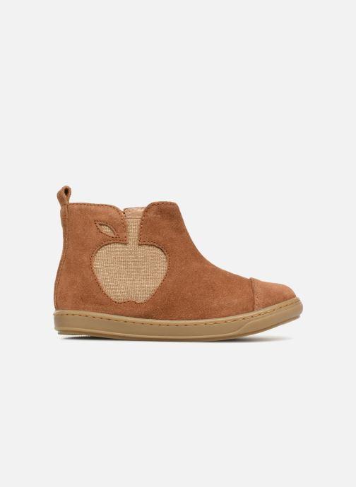 Bottines et boots Shoo Pom Bouba Apple Marron vue derrière