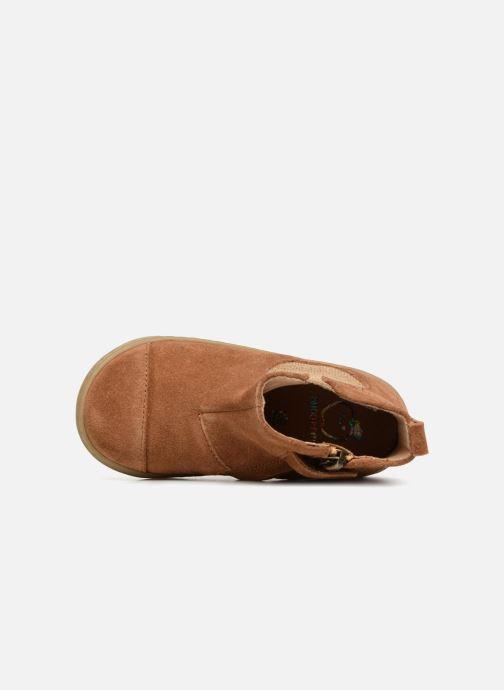 Bottines et boots Shoo Pom Bouba Apple Marron vue gauche