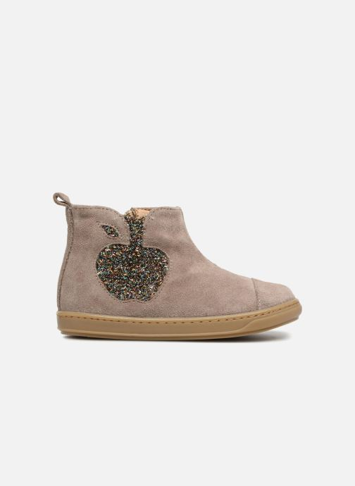 Ankle boots Shoo Pom Bouba Apple Beige back view